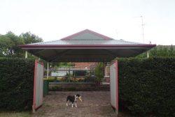 Dutch Gable Roof Carport 1