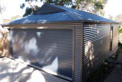 Dutch Gable Roof Garage 1