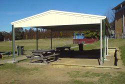 Gable Roof Carport 1